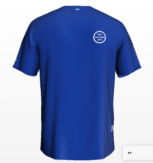 T-Shirt hinten Logo